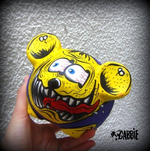 Rat Fink Yellow en internet
