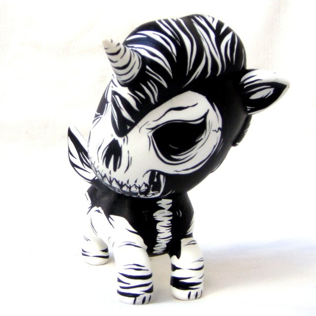 Unicorno Tokidoki Replica Art Toy en internet