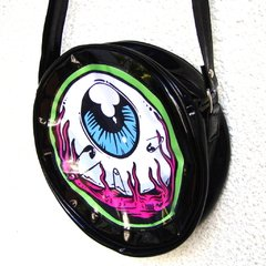 Imagen de Cartera Eye Am Watching! (Borde Verde)