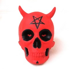Red Devil Skull - comprar online