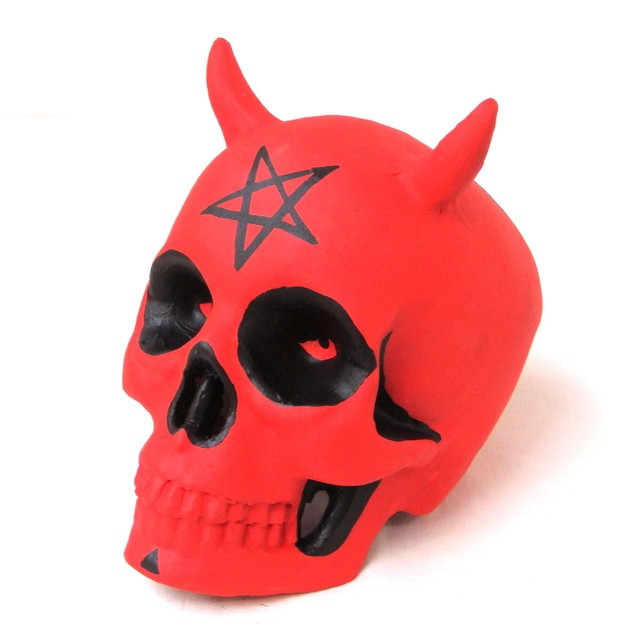 Red Devil Skull en internet