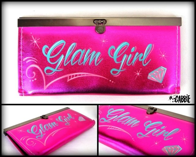 Glam Girl Billetera en internet