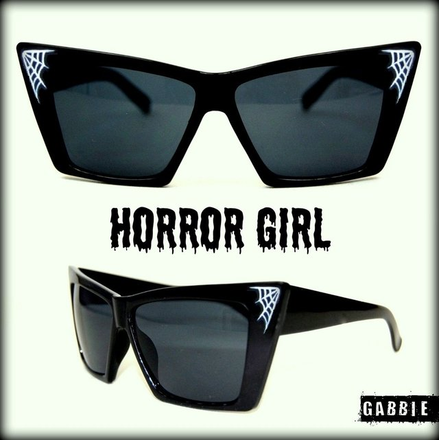 Anteojos Importados Horror Girl Sharp