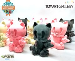 Riot Cat Art Toy en internet