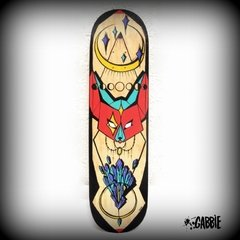 Tabla de Skate Mystic Fennec Fox