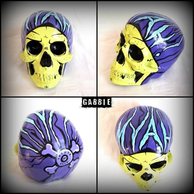 Skeletor Skull en internet
