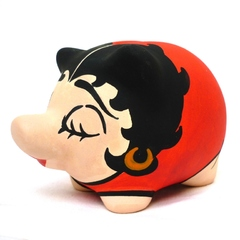 Chanchito Alcancia Betty Boop en internet