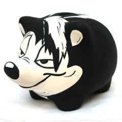 Chanchito Alcancia Pepe Le Pew en internet