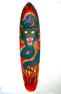 Tabla de Skate Snake Panther en internet