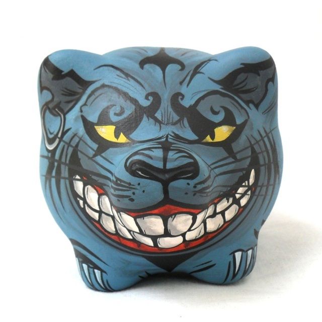 Chanchito Alcancia Evil Cheshire Cat - comprar online