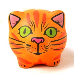 Chanchito Alcancia Gatito (Colores a Eleccion) - Gabbie Custom Art