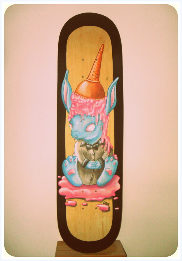 Tabla de Skate Ice Cream Bunny - comprar online
