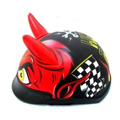 Casco Hell Rider - Gabbie Custom Art