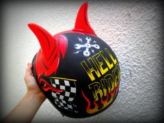 Casco Hell Rider en internet