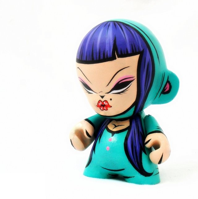Miss Van Tribute Art Toy - comprar online