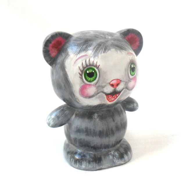 Mark Ryden Tribute Art Toy - Gabbie Custom Art
