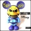 Skeletor Mickey Art Toy - comprar online