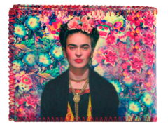 ? Billetera Frida Kalo en internet