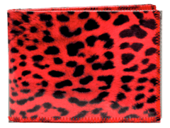 Billetera Animal Print Leopardo