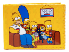 ? Billetera Simpsons Familia