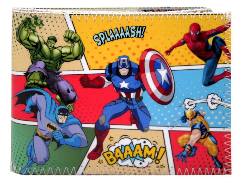 nuevo concepto c6ecb 7fb2f ★ Billetera Avengers 2