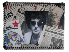 ? Billetera Charly Garcia - comprar online