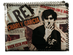 ? Billetera Charly Garcia