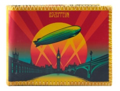 Billetera Led Zeppelin