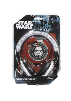 Auricular de Vincha One For All Star Wars Disney Edition Stormtrooper