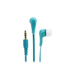 Auricular In Ear One For All SV5132 Confort con Gel Turquesa