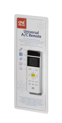 Control Remoto Universal para AA One For All URC1035