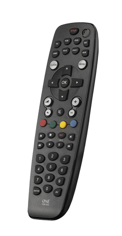 Control Remoto Universal One For All URC2781 para TV-DVD-VCR-SAT-AMP-HiFi-AUX-CABLE/TV Digital