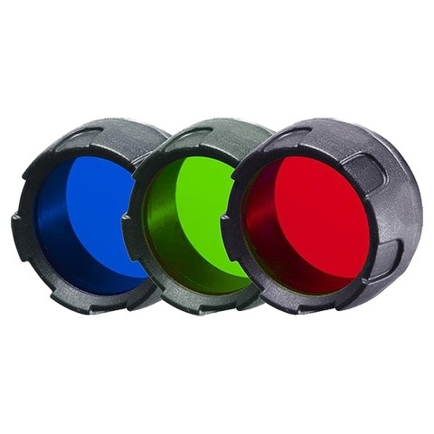 WALTHER COLOR FILTER SET X3