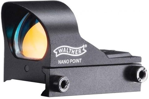 MIRA  HOLOGRÁFICA WALTHER NANO POINT