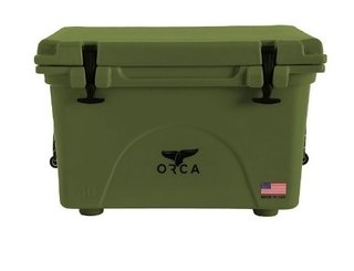 COOLER ORCA 40 QT (37.8 L) COLOR VERDE