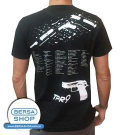 REMERA DESPIECE TPR9