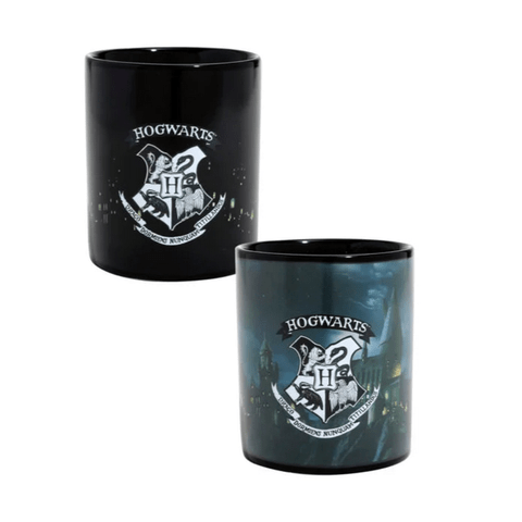 Taza mágica Harry Potter
