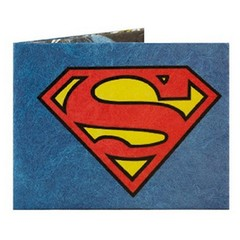 Billetera de papel - Superman