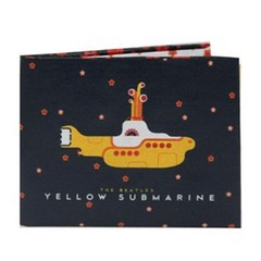 Billetera de papel - Yellow Submarine