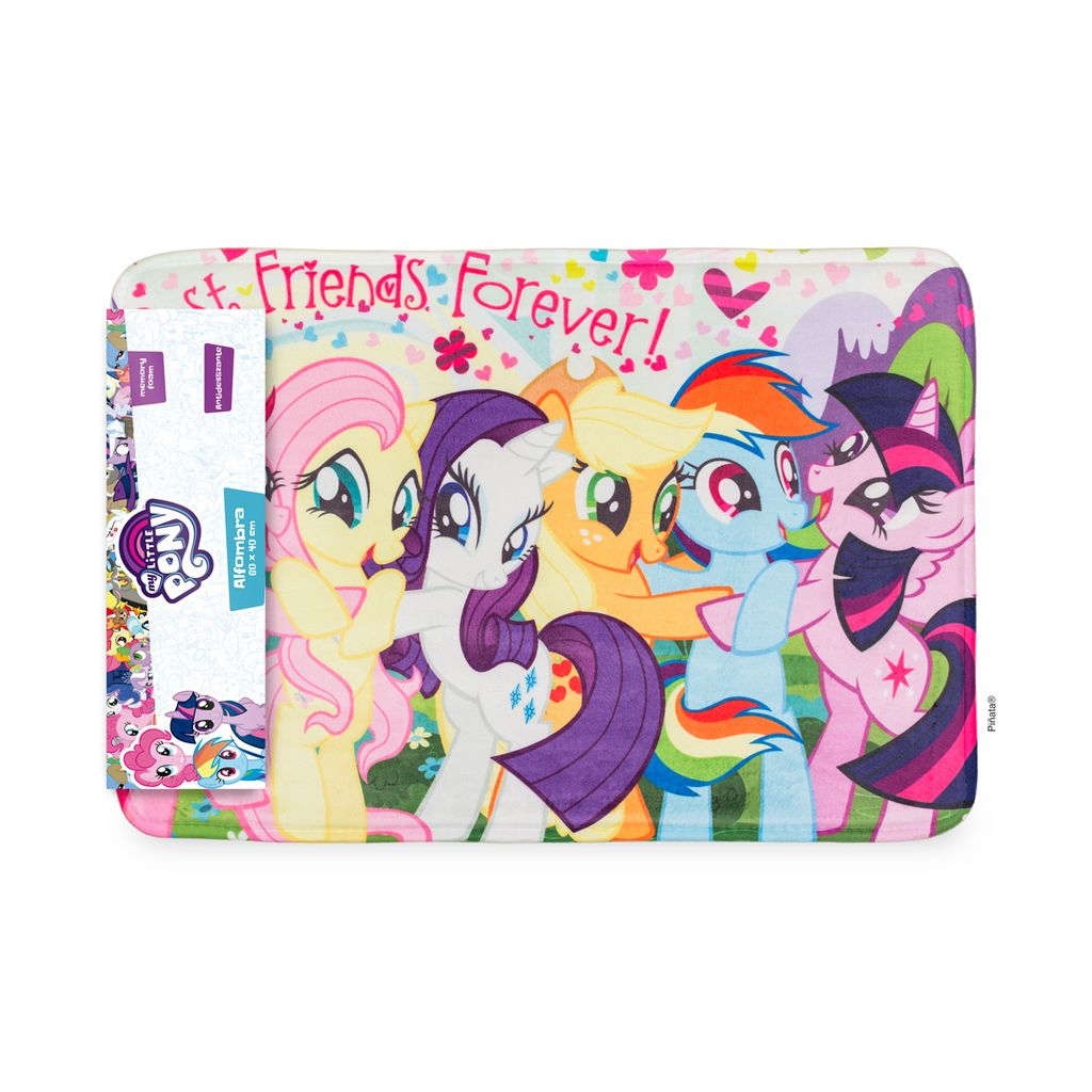 Alfombra Memory Foam DISNEY MY LITTLE PONY - comprar online