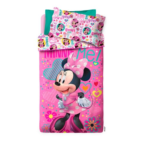 Cover Quilt Disney Minnie