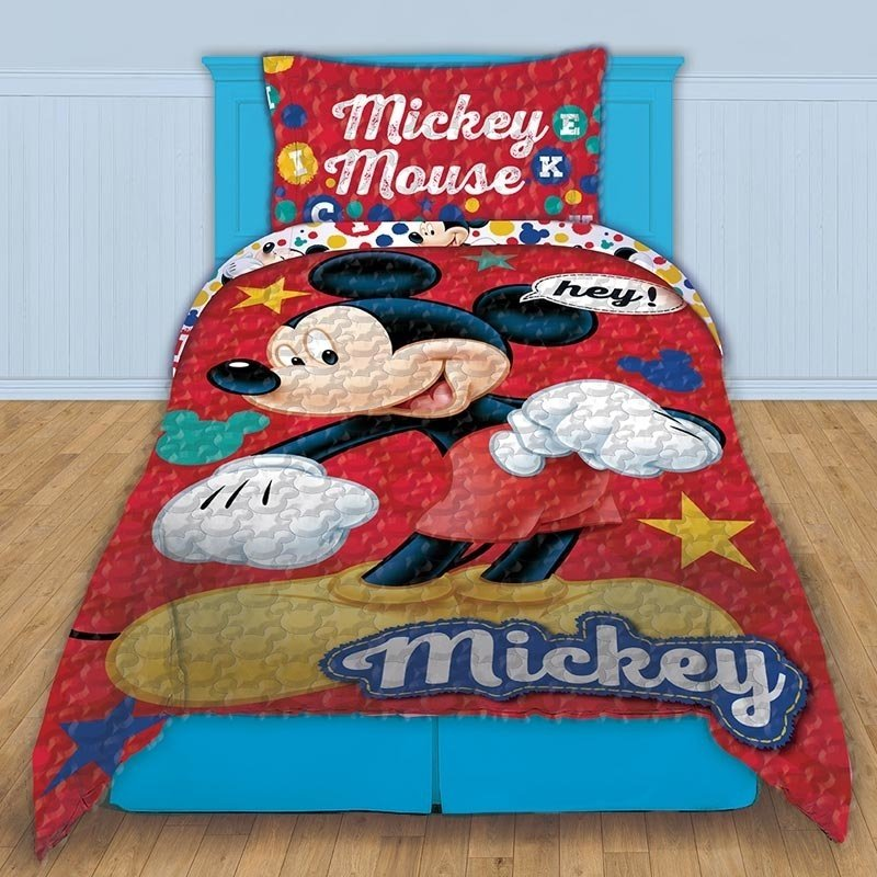 Cover Quilt Disney Mickey