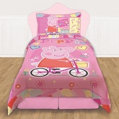 Cover Quilt Disney Peppa Pig en internet