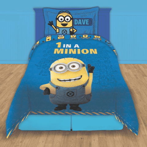 Cover Quilt Disney Minions en internet