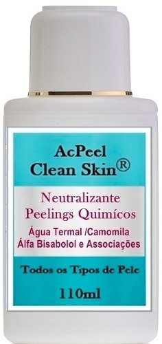 Neutralizante De Peelings Químicos 110ml Super