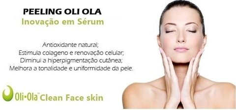 Peeling  Oli-Ola Sérum Facial Diário 30ml - buy online
