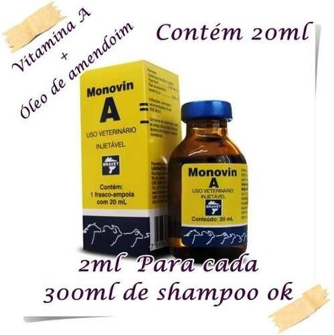 True Monovin. A. Vitamina For Rapid Growth Hairs