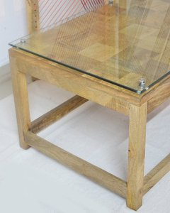 IT-28  Block Glass Coffe Table en internet