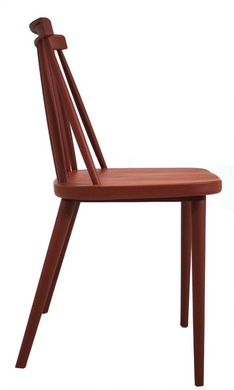 RT-8311A/R SILLA WINDSOR COULEUR ROJA en internet