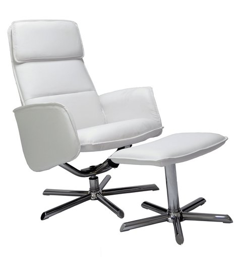 CX-6100 Sillon Aline Blanco